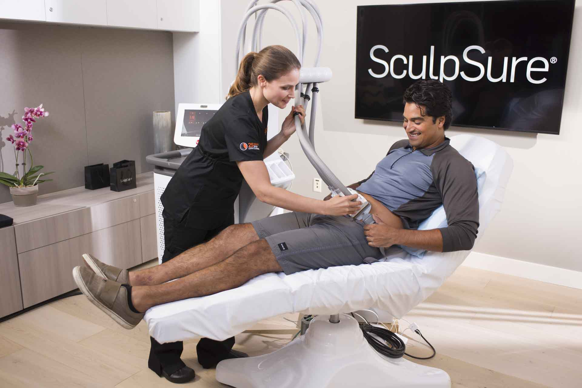 sculpsure laser fat treatment