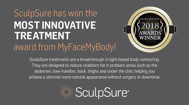 SculpSure™ is #1 Body Contouring Procedure